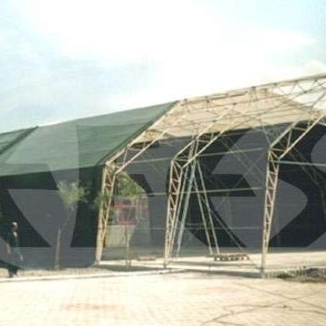 Sports Hall Tents