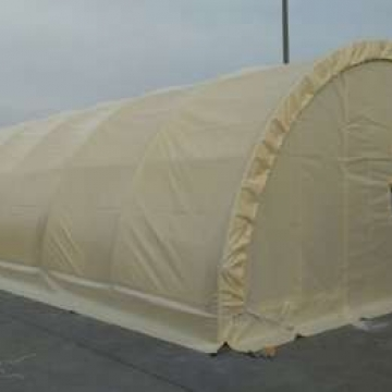 Worm Castings Tent